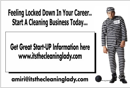 itsthecleaningladyresources