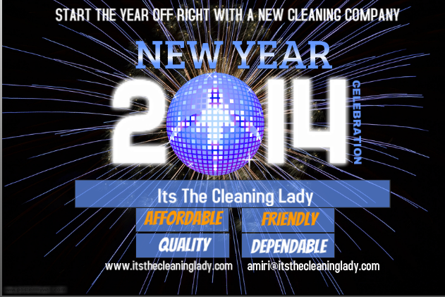 newyearcleaneritsthecleaninglady